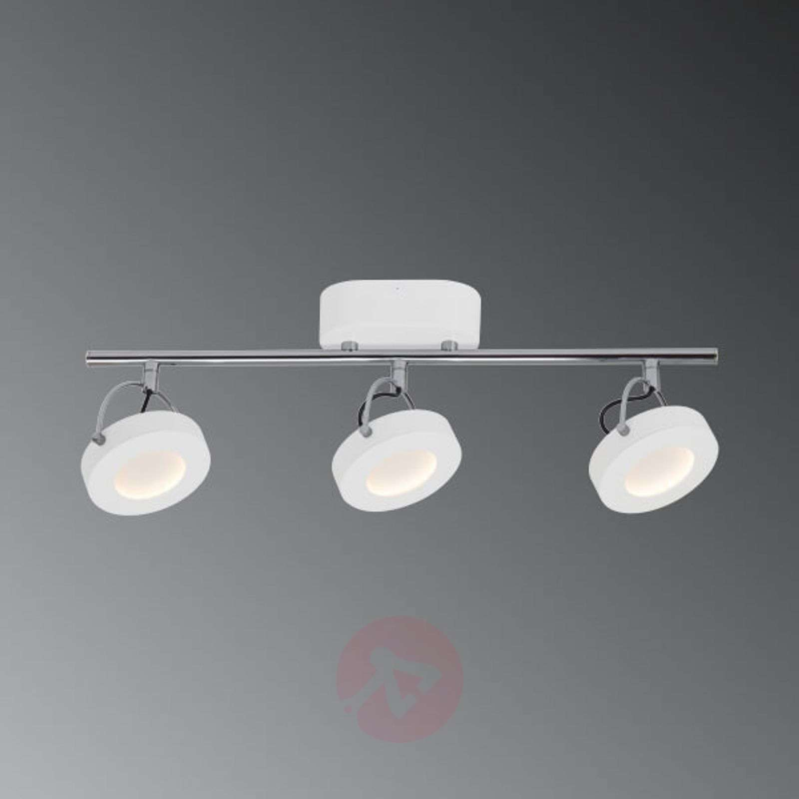 White Allora LED ceiling spotlight EasyDim-3057106-01