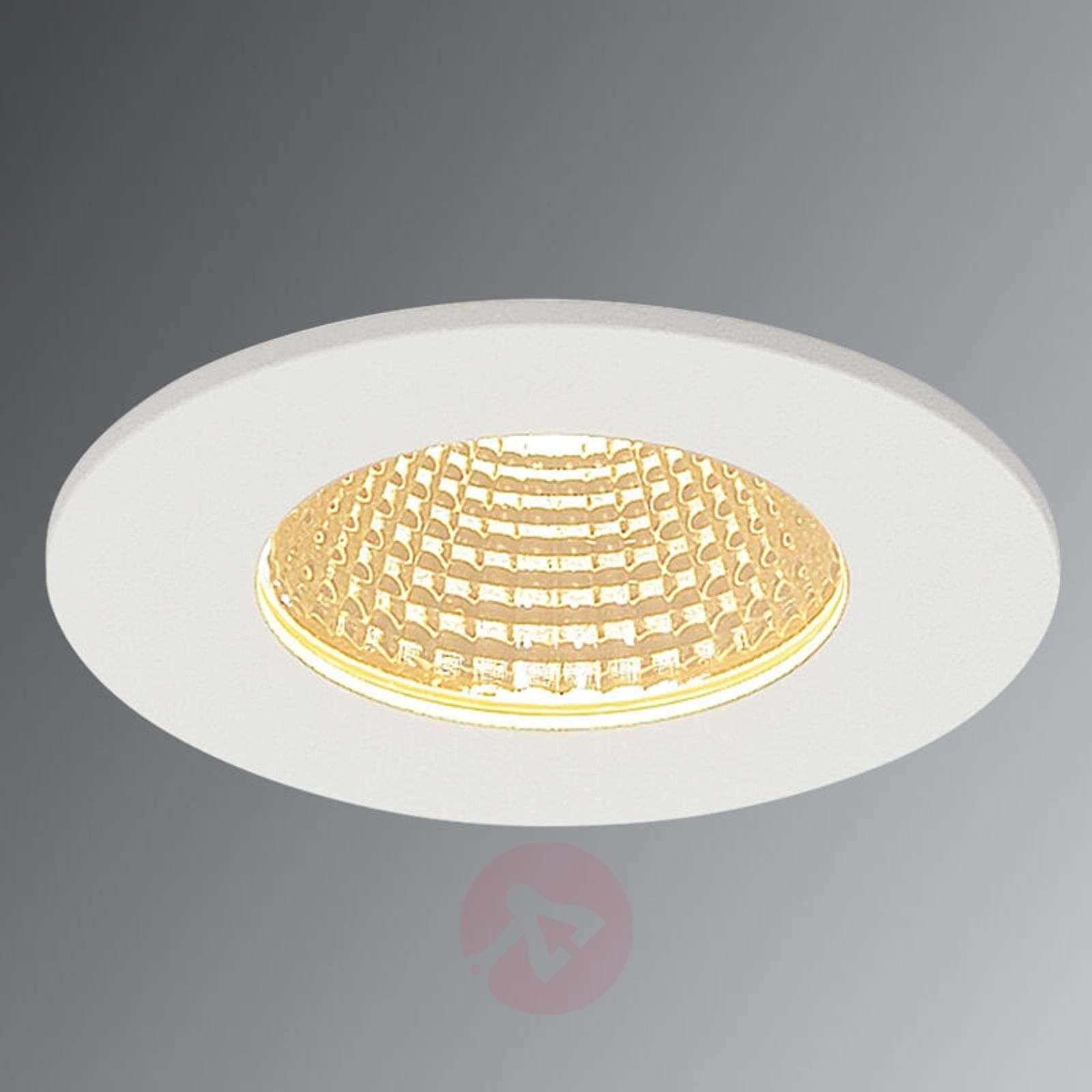 White LED recessed ceiling lamp Patta-I-5504793-01