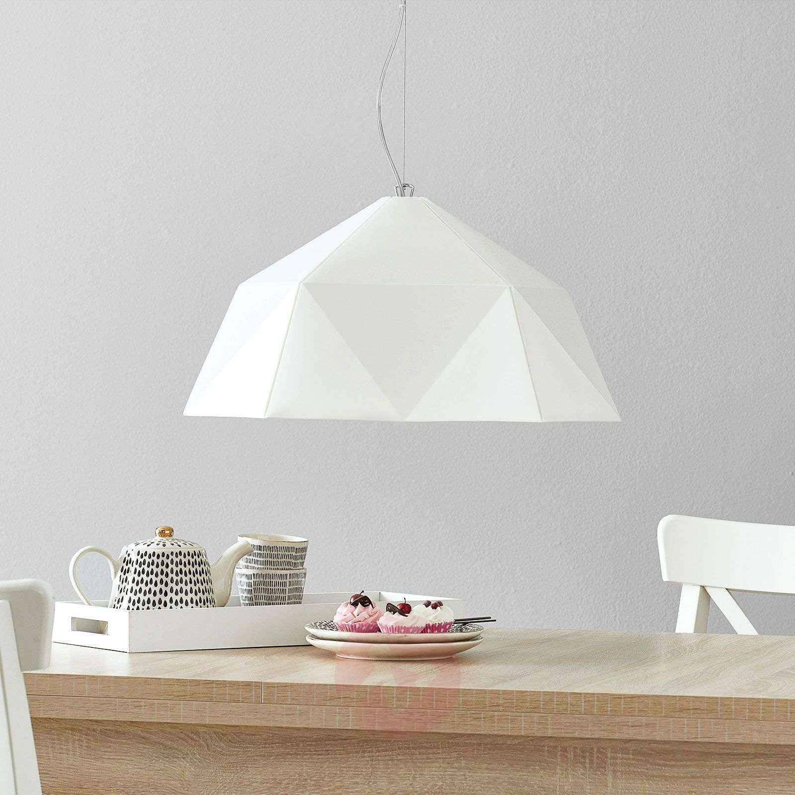 White pendant light Circus-1056082-01