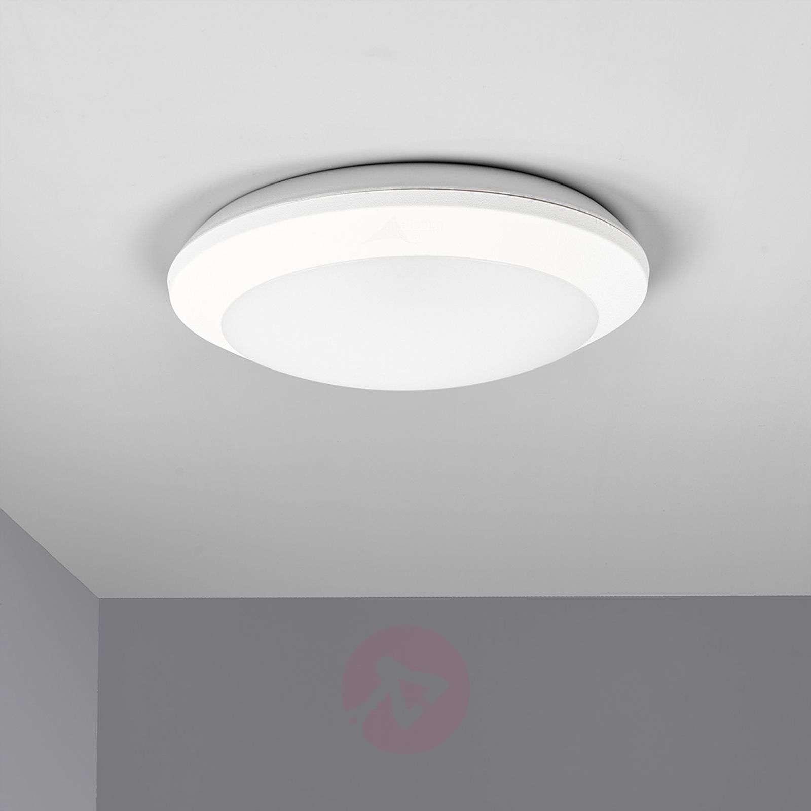 White sensor ceiling light Umberta 11 W 3,000 K-3538057-02