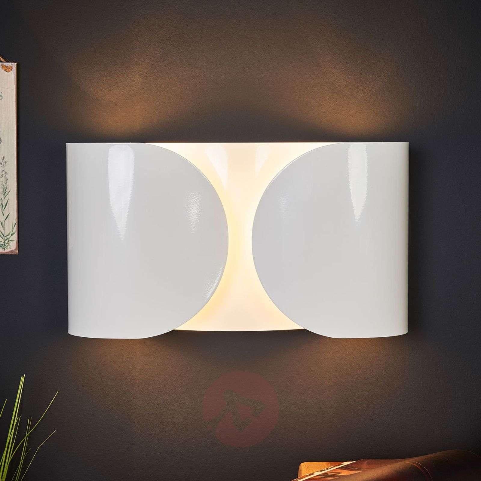White wall light FOGLIO by FLOS-3510076-02