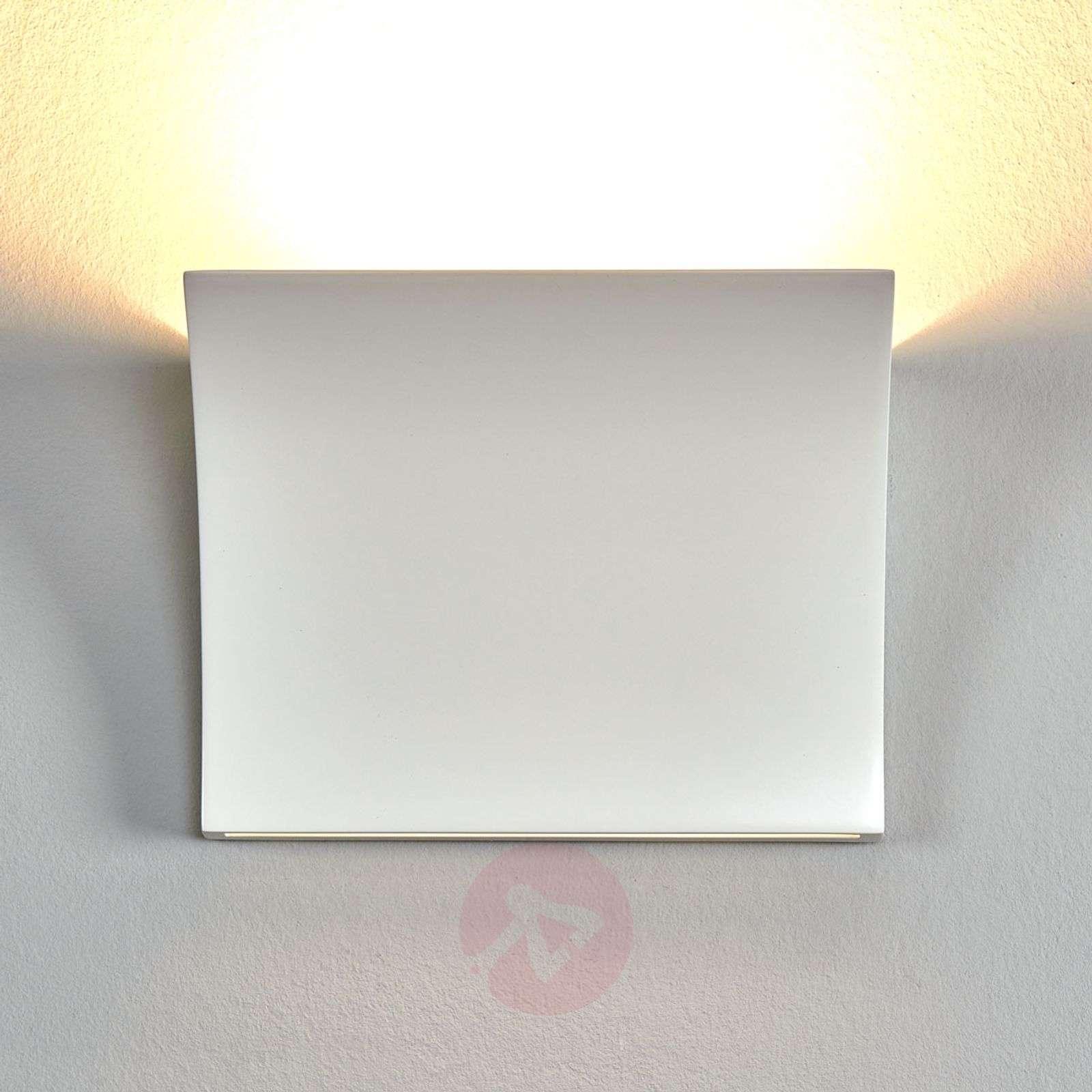 White wall light POCHETTE UP DOWN-3510079-01