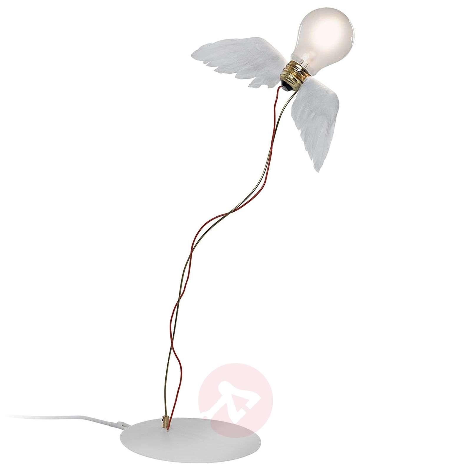 Winged LED designer table lamp Lucellino LED-5026101-01