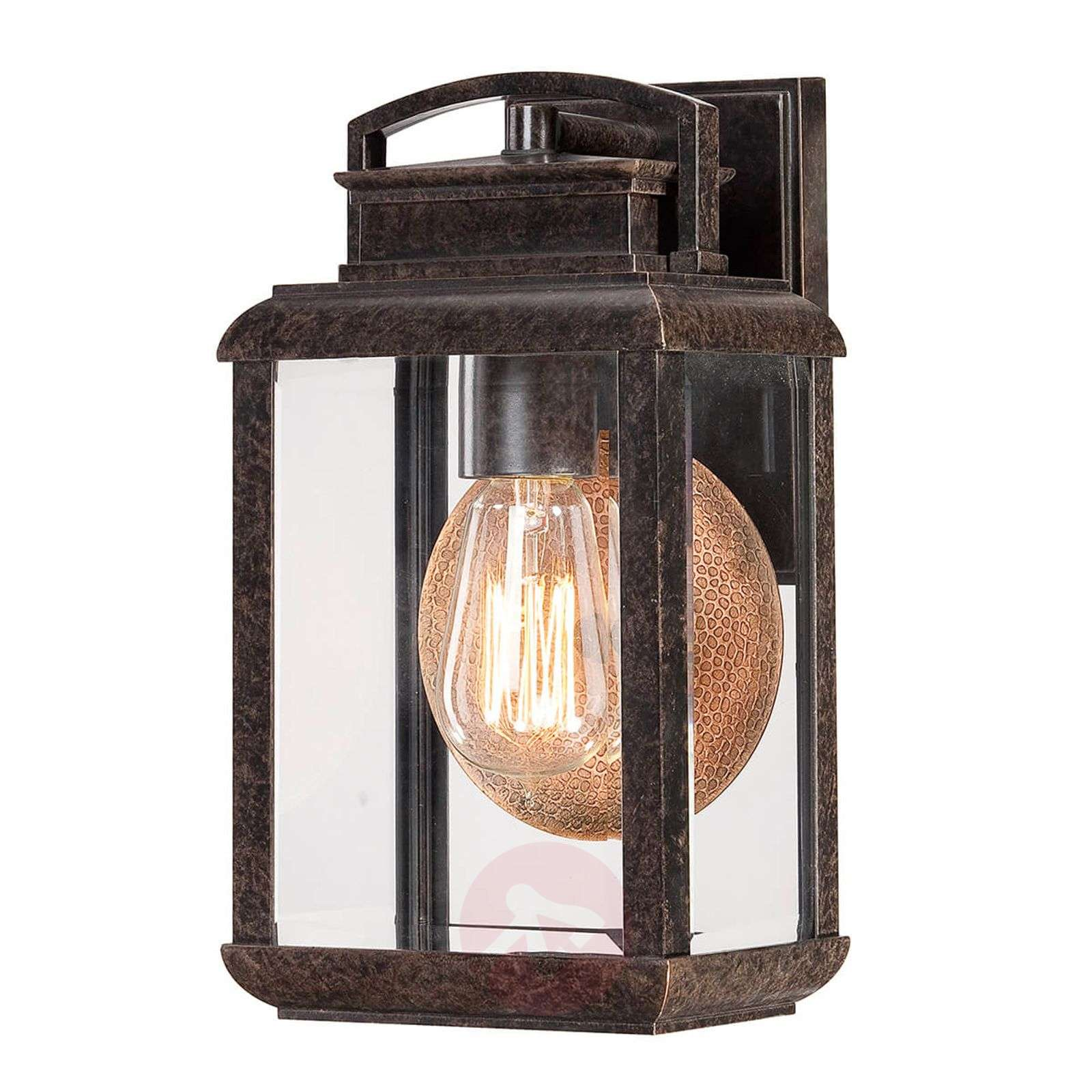 With a vintage look Lyndon outdoor wall light-3048686-01