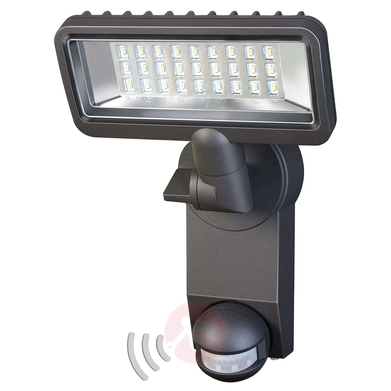 With motion detector City LED outdoor spotlight-1540156-01