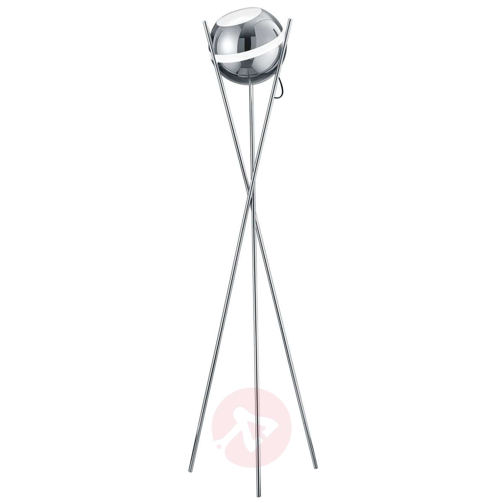 With Switchdim function Balloon LED floor lamp-9005397-01