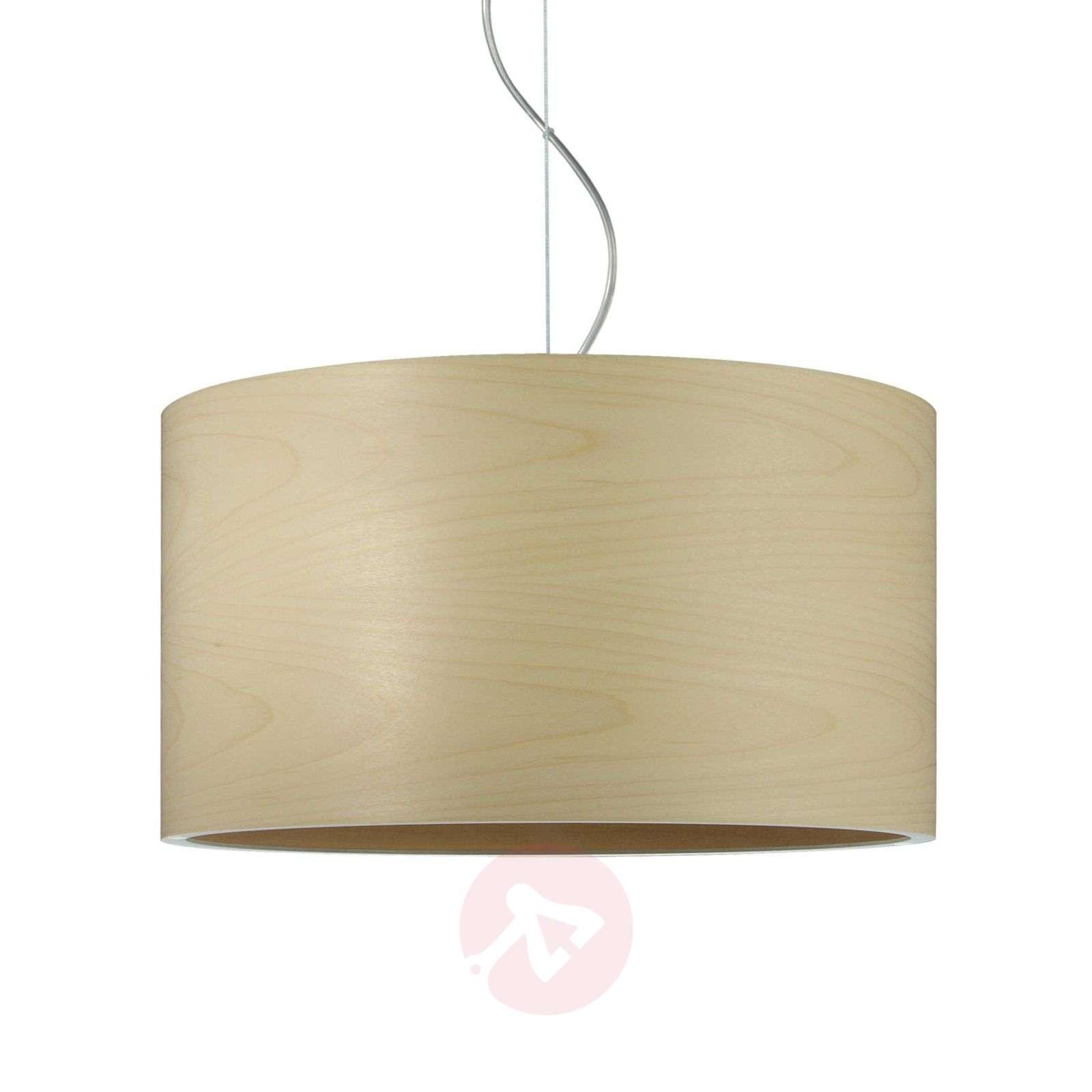 wood veneer lighting. Wood Veneer Hanging Light Funk, Maple-2609012-01 Lighting N