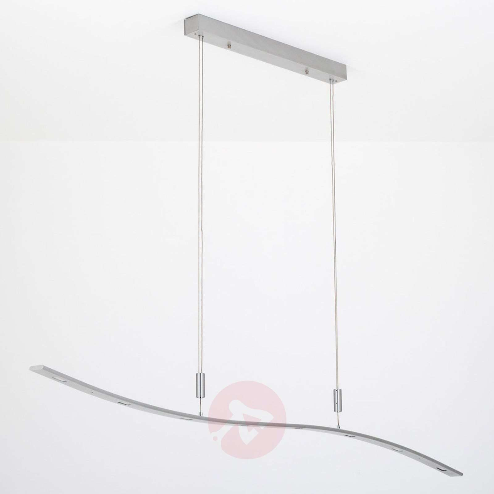 Height Adjustable Led Pendant Light Drop: Xalu - Height-adjustable LED Pendant Lamp, 160 Cm
