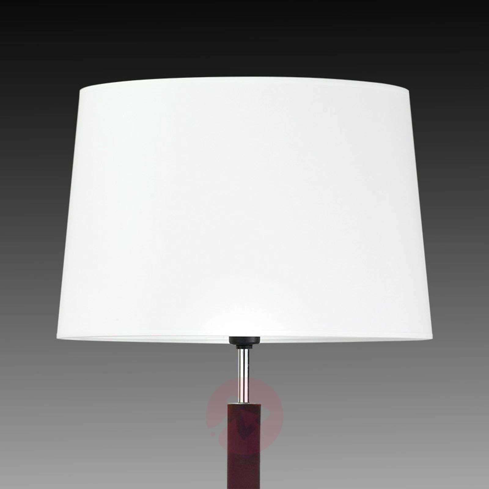 Zanzibar Is floor lamp, dark wood-1065022-01