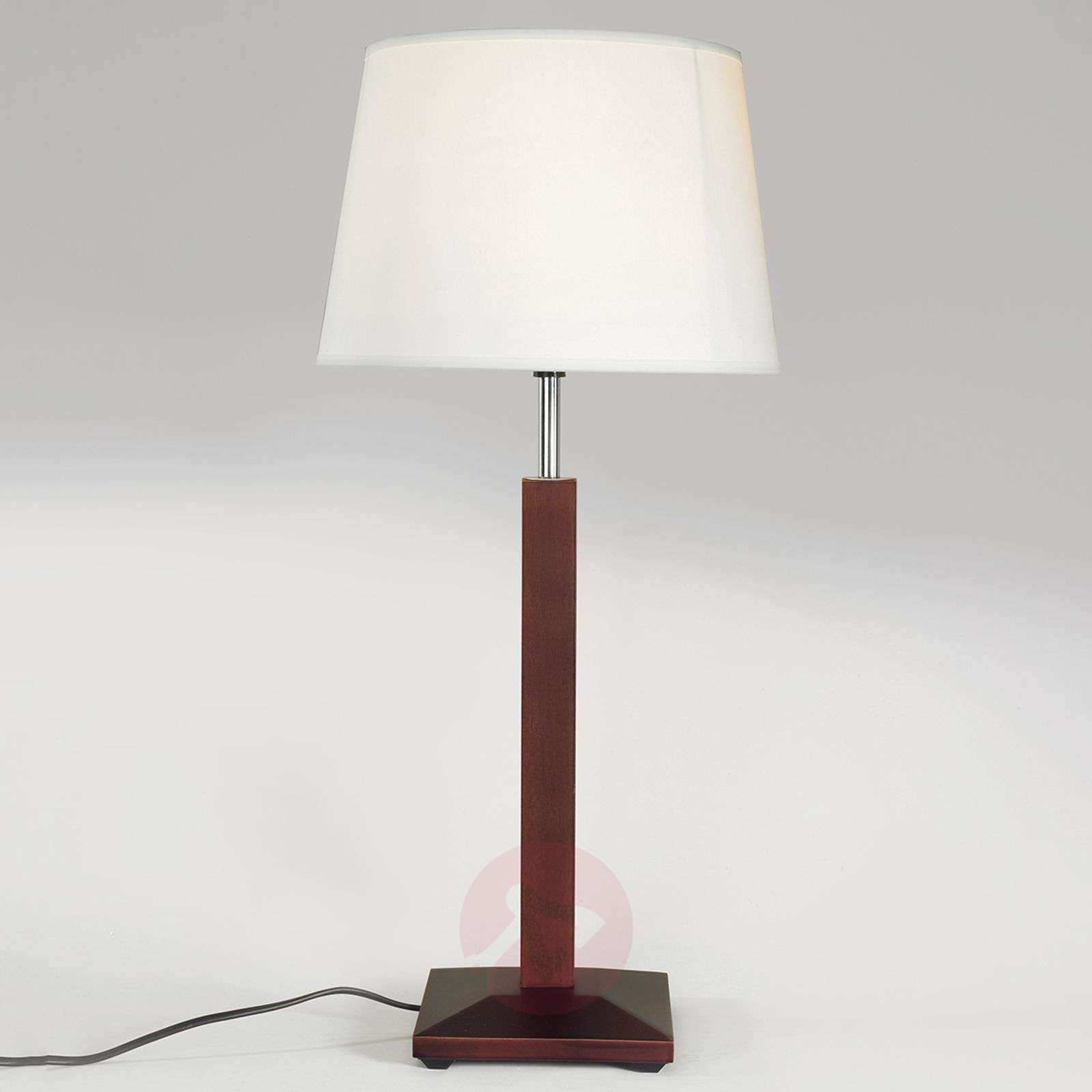 Zanzibar lt table lamp, ebony-1065023-01