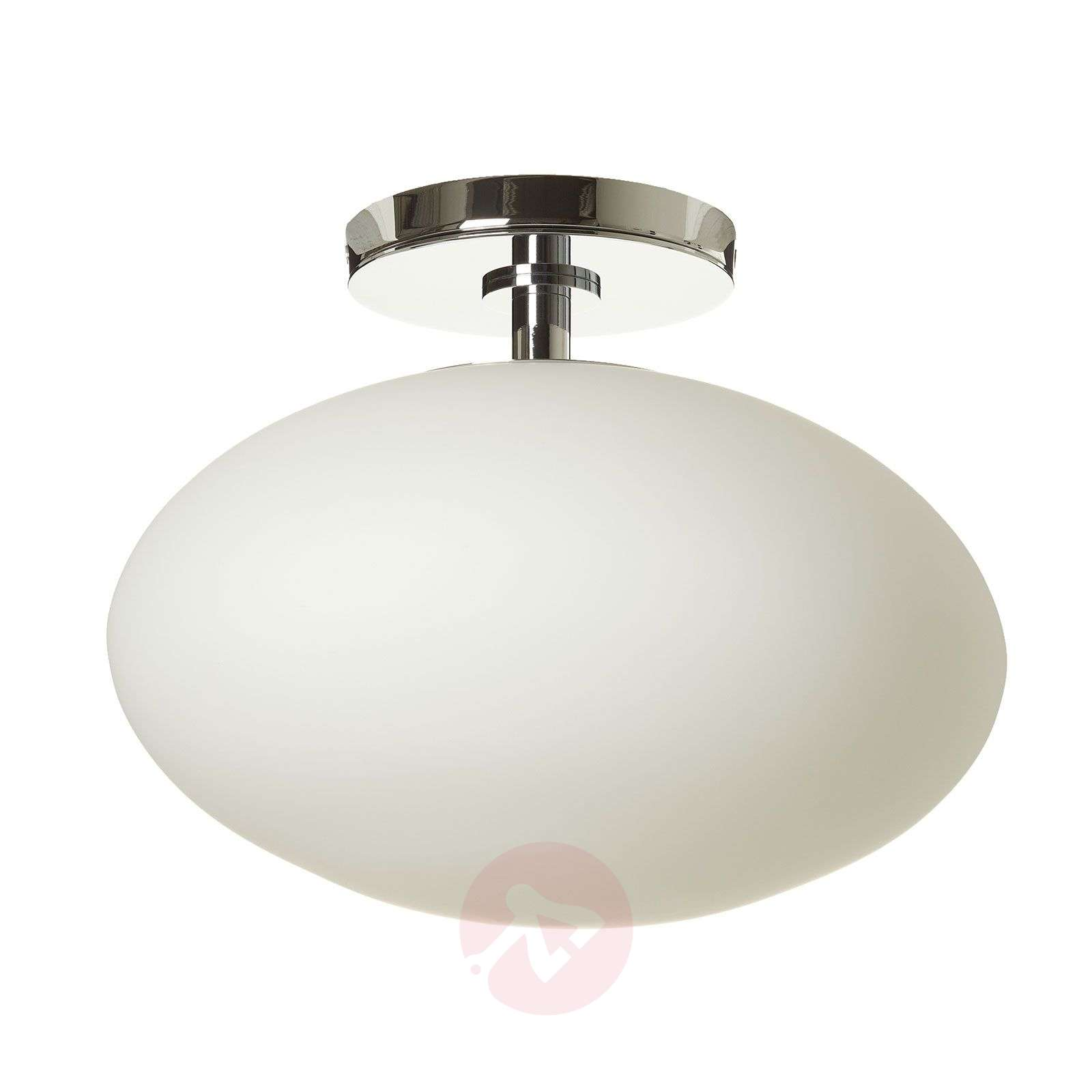 Zeppo Bathroom Ceiling Light Oval IP44-1020303-02