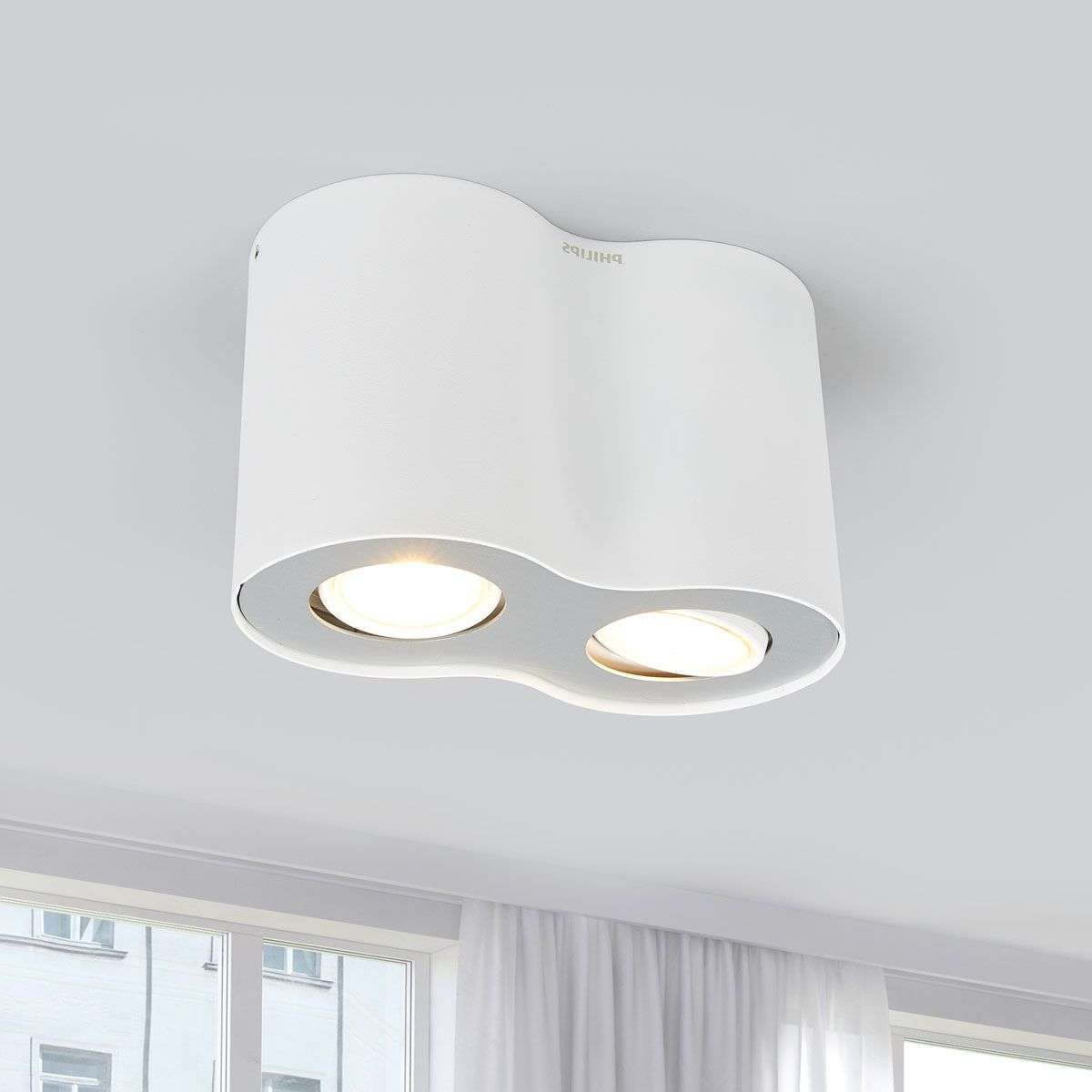 2 bulb led surface mounted ceiling light pillar lights 2 bulb led surface mounted ceiling light pillar 7531895 31 aloadofball Image collections