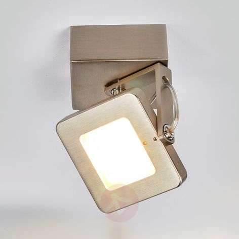 1-light LED wall lamp Kena, dimmable