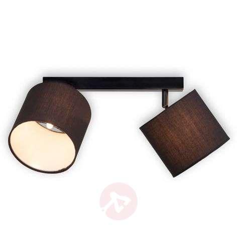 2-bulb ceiling lamp Sandra
