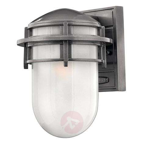 27.3 cm height - Reef outdoor wall lamp