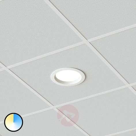 27 W LED recessed light Piet, 3,000K 4,000K 6,000K