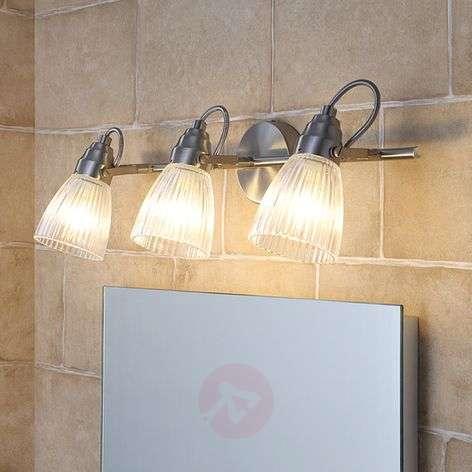 3-bulb bathroom ceiling light Kara with G9 LEDs-9620683-310