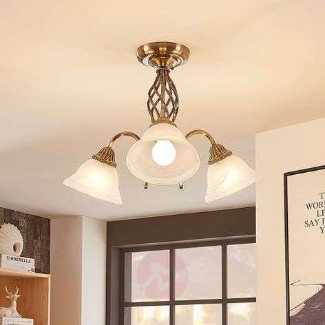 3-bulb ceiling light Mialina