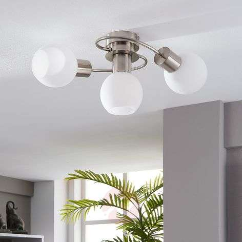 3-bulb Ciala LED ceiling light