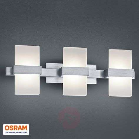3-bulb LED wall light Platon