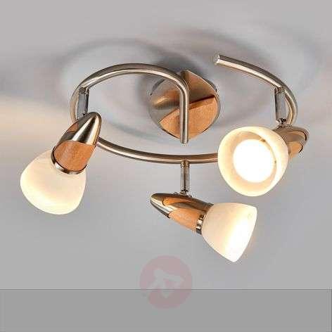 3-light LED ceiling light Marena