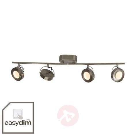 4-bulb Allora LED ceiling spotlight, EasyDim
