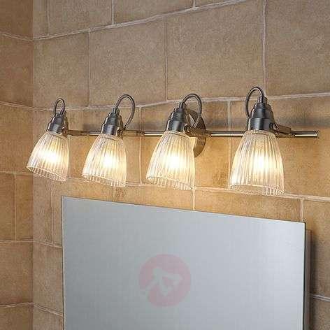 4-bulb bathroom ceiling light Kara with G9 LEDs