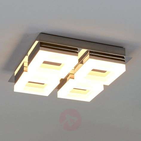 4-bulb LED bathroom ceiling light Marija-9641072-32