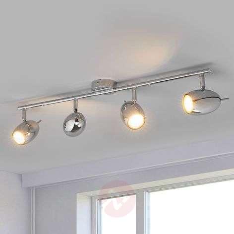 4-bulb LED ceiling spotlight Philippa-9970125-32