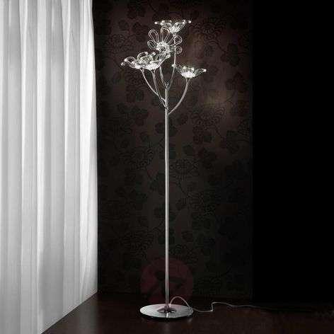 5-bulb designer floor lamp Daisy