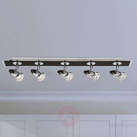 5-light Latisa ceiling spotlight