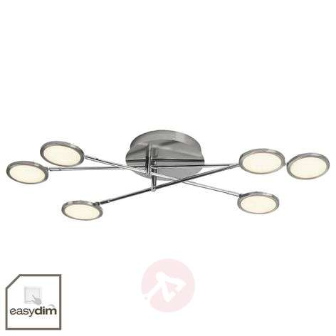 6-bulb easydim LED ceiling light Pluto
