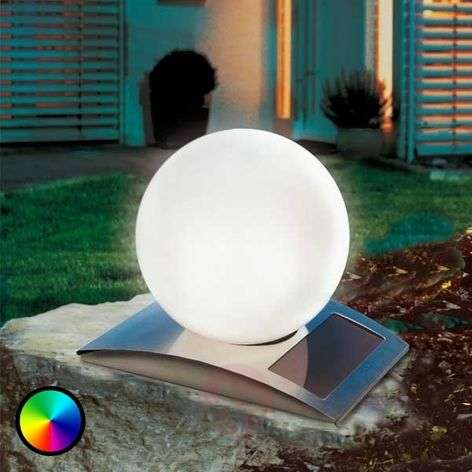 7-colour solar colour changing light ball