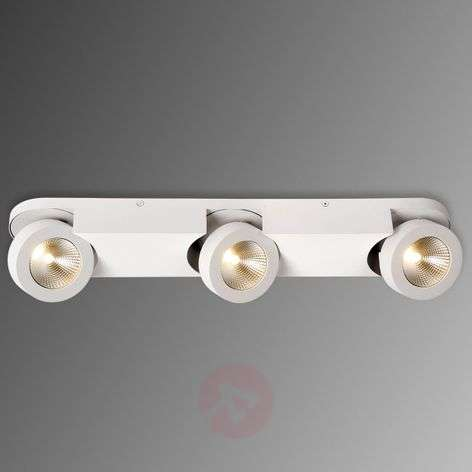 Adjustable LED ceiling spotlight Mitrax three-bulb