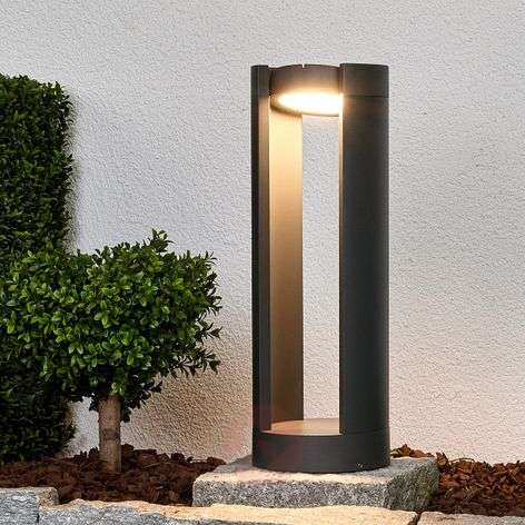 Adjustable LED pillar light Dylen