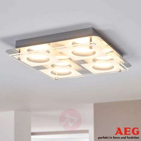 AEG Charon LED ceiling lamp with easydim function