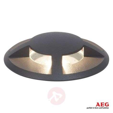 AEG Tritax - LED deck light with four-sided light