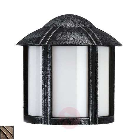 Affra outdoor wall light in country house style