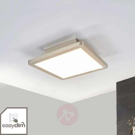 Aileen angular LED ceiling lamp, Easydim tech