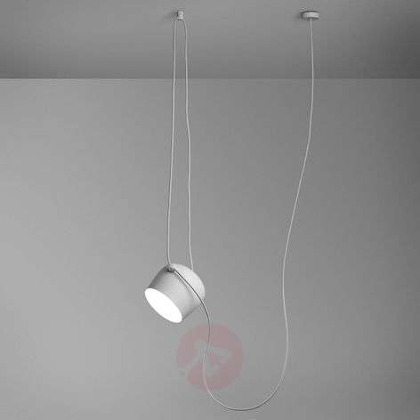 AIM LED Designer Pendant Lamp, White