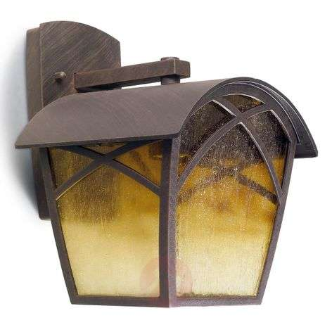 Alba outdoor wall light in the country house style