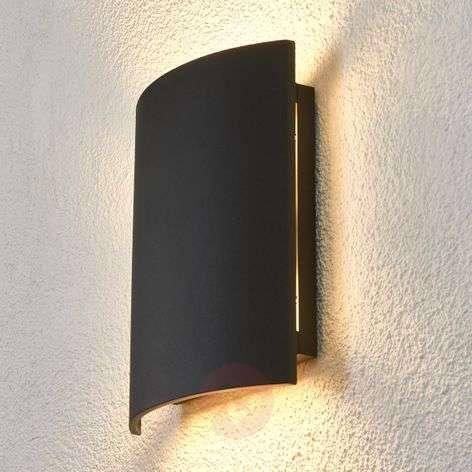 Aluminium IP54 LED outdoor wall light Tyra-9616100-31