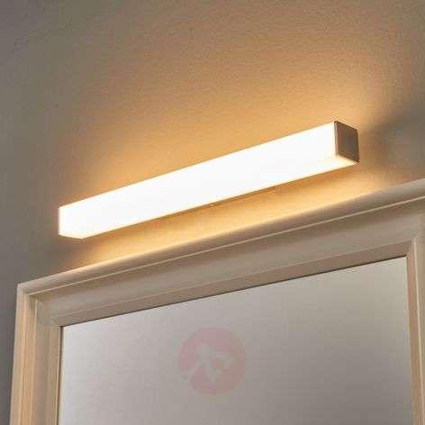 Angular LED bathroom wall lamp Lenn