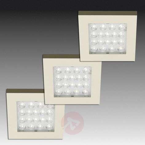 Angular LED surface light ER-LED in a set