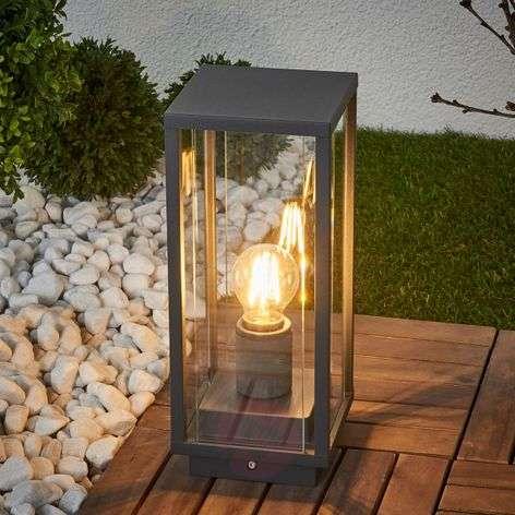 Annalea - pillar light with angular shape
