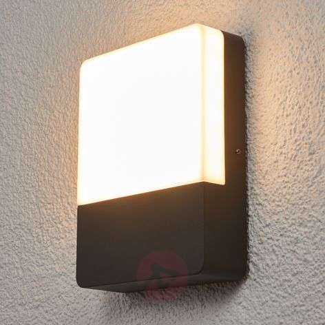 Annu angular LED outdoor wall light-9647050-32
