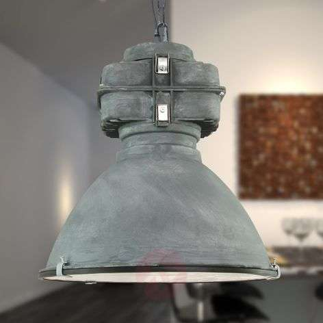 Anouk - vintage hanging lamp with diffuser