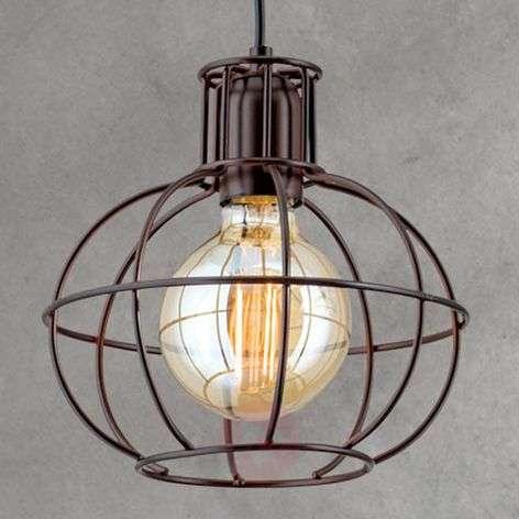 Antique brown hanging light Dilip