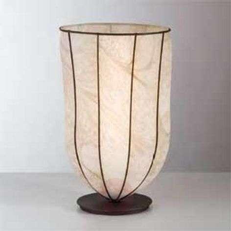 Antique GIARA table lamp