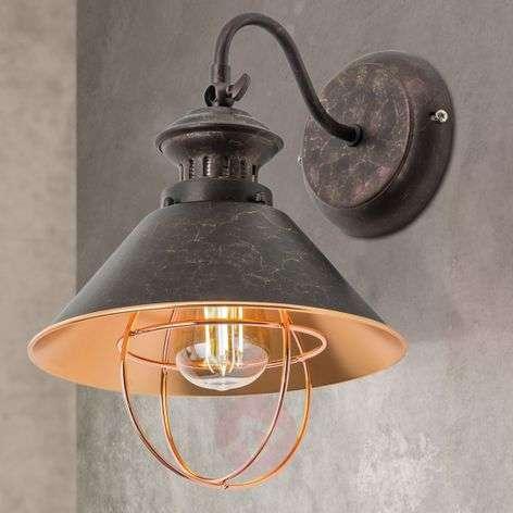 Antique-looking wall light Shanta-7255171-31